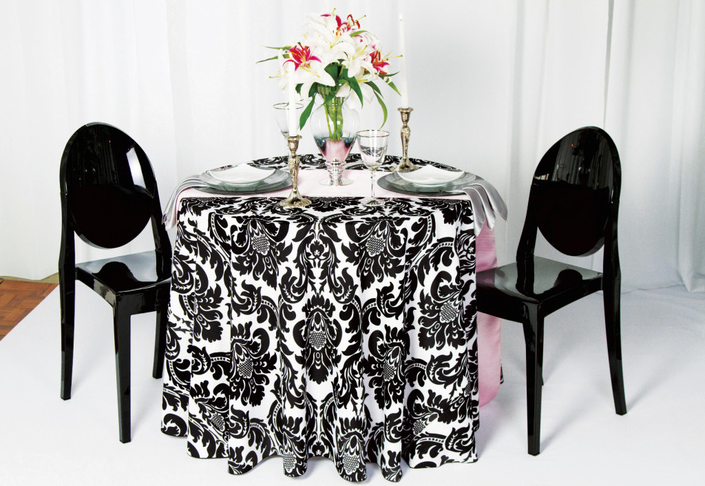 Alterio Damask Linens Rental Nj Party Corner